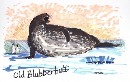 Old BlubberButt